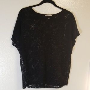 Chaus Lace Top Size Large